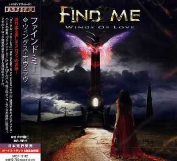 Find Me - Wings Of Love (2013) [Japanese Edition]