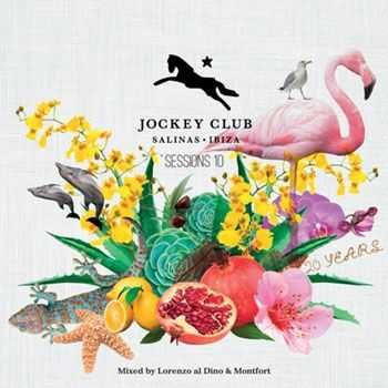 VA - Jockey Club Ibiza - Session 10 (2013)