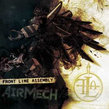 Front Line Assembly - AirMech (2012)