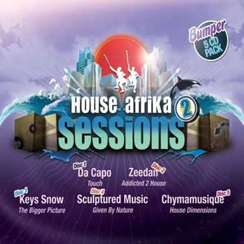 VA - House Dimensions ((House Afrika Session 2)) (2012)