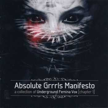 VA - Absolute Grrrls Manifesto (CD1) (2013)