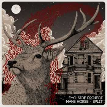 Emo Side Project - Split w. Mane Horse (2013)