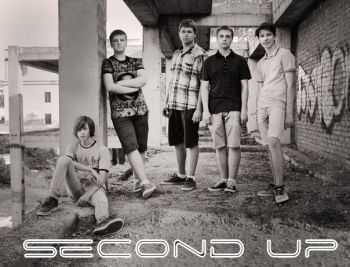Second UP... � �� �����! [EP] (2013)