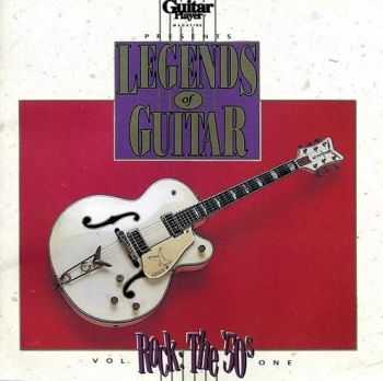 VA - Legends Of Guitar Rock: The '50s Vol.1 (1990)