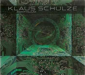Klaus Schulze - Kontinuum (2007) [Digipak Edition] [LOSSLESS]