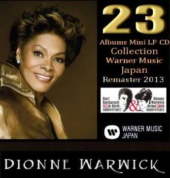 Dionne Warwick - Collection 1963-1977 [23 Albums Mini LP CD Remastered] (2013) FLAC