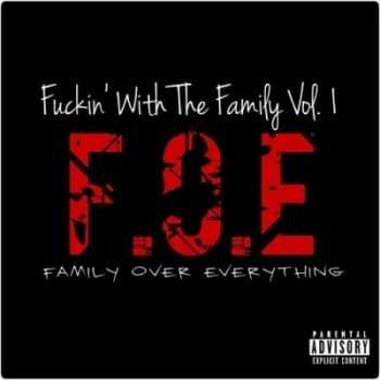 FOE (Young Dink, C-Bone) - Fuckin With The (2013)