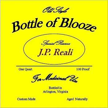 J.P. Reali - Bottle Of Blooze 2010