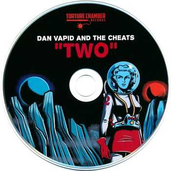 Dan Vapid And The Cheats - Two (2013)