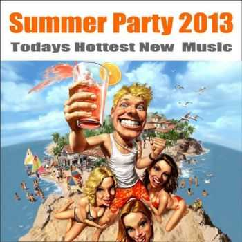 Radio City DJ's - Summer Party 2013 (Today's Hottest New Music) (2013)