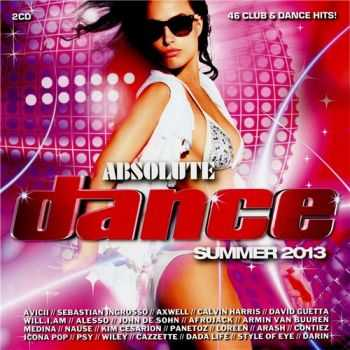 VA - Absolute Dance Summer 2013 [2CD] (2013)