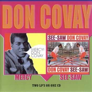 Don Covay - Mercy `65 / See-Saw `66