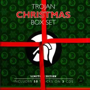 VA - Trojan Box Set: Christmas Reggae (3 CD)