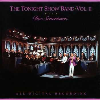The Tonight Show Band with Doc Severinsen - The Tonight Show Band, Vol. II (1987)
