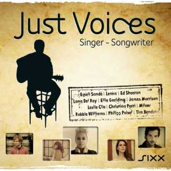 VA - Just Voices Singer Songwriter (2013)