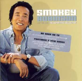 Smokey Robinson - My World: The Definitive Collection (2005)