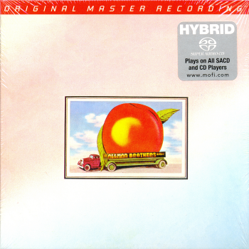 The Allman Brothers Band - Eat A Peach 1972 (2013) FLAC