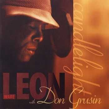 Leon Ware with Don Grusin - Candlelight (2001)