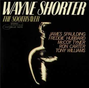 Wayne Shorter - The Soothsayer (1965/2013) [HDtracks]