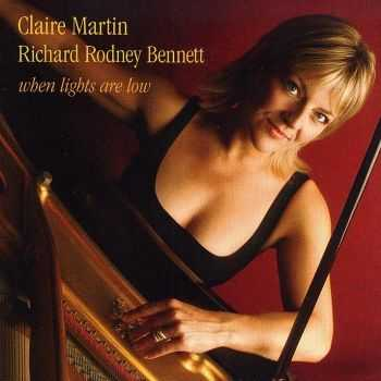Claire Martin And Richard Rodney Bennett - When Lights are Low (2005) FLAC