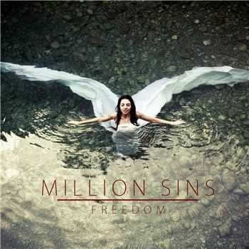Million Sins     - Freedom (2013)
