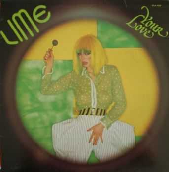 Lime - Your Love (LP) (1981)
