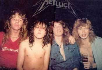 Metallica - Bootlegs From 1982 (1982)