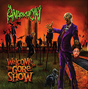Anarkhon  - Welcome To The Gore Show (2013)