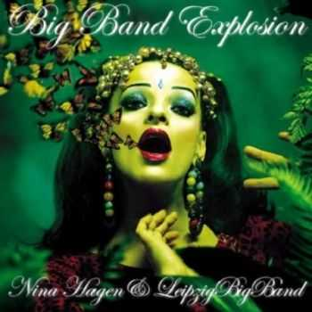 Nina Hagen & Leipzig Big Band - Big Band Explosion (2003) (Lossless) + MP3