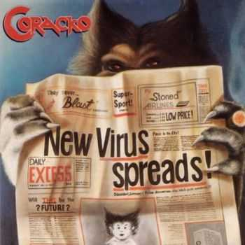 Coracko - New Virus Spreads (1992)