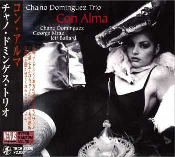 Chano Dominguez Trio - Con Alma (2004) FLAC