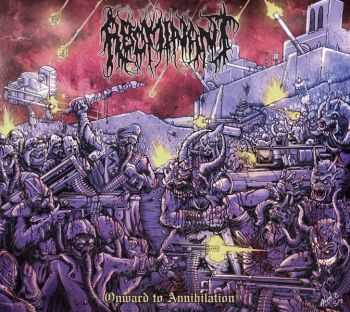 Abominant - Onward To Annihilation (2013)