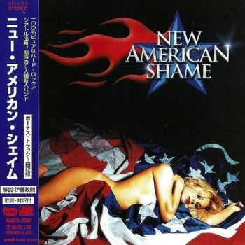New American Shame - New American Shame 1999 (Japanese Edition AMCY-7097)