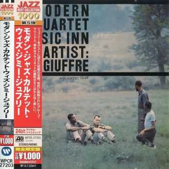 The Modern Jazz Quartet - At Music Inn 1956 [Japan 24-bit Remaster] (2013) HQ