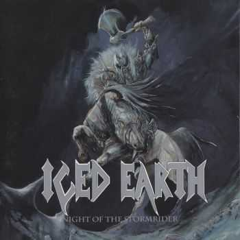 Iced Earth - Night Of The Stormrider 1991 (US, CM 7727-2)