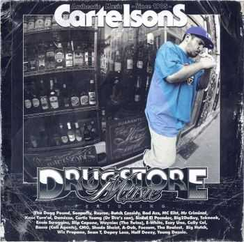 Cartelsons - Drugstore Music (2013)