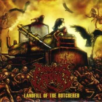 Dragging Entrails - Landfill Of The Butchered (2013)