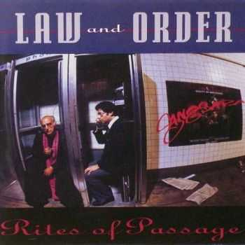 Law And Order - Rites Of Passage (1991)