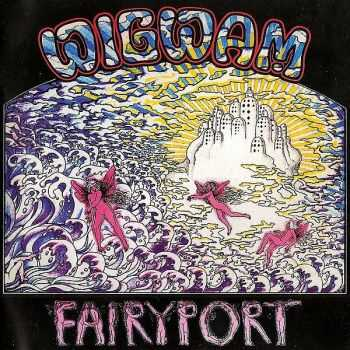 Wigwam - Fairyport (1971) [Remastered 2010]