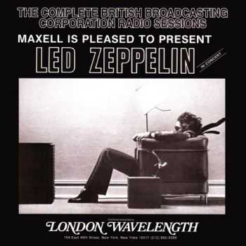 Led Zeppelin - The Complete British Broadcasting Corporation Radio Sessions 2006 (4CD Bootleg)