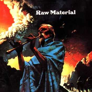Raw Material - Raw Material (1970) [Reissue 1993]