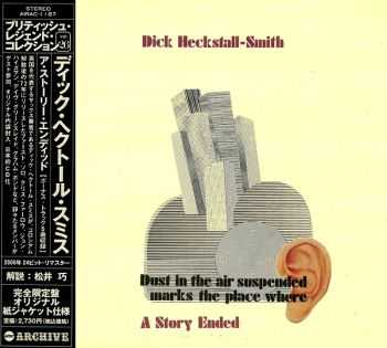 Dick Heckstall-Smith - A Story Ended (1972) [Japan Mini-LP CD 2006]