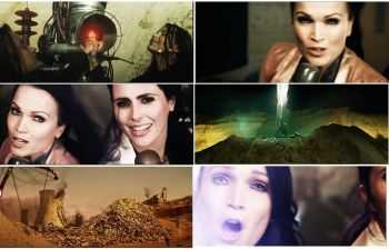 Within Temptation ft. Tarja - Paradise (What About Us?) (VIDEO) (2013)