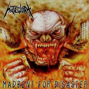 Hatework-Madbent for Disaster(2002)