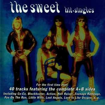 Sweet - Hit Singles A & B Sides 1995 (2CD)