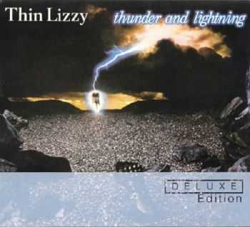 Thin Lizzy - Thunder And Lightning 1983 [2CD Deluxe Edition] (2013) HQ