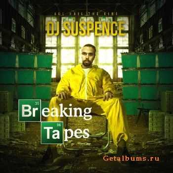 DJ Suspence - Breaking Tapes (2013)