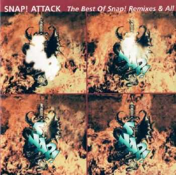 SNAP! - Attack/ The Best Of Snap! Remixes & All (1997)
