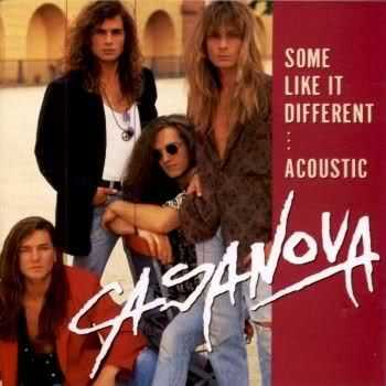 Casanova - Some Like It Different (1993) (EP)