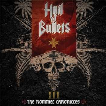 Hail of Bullets - III The Rommel Chronicles (2013)